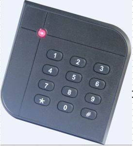 Cheap Standalone 125kHz RFID Access Controller Single Door Controller pictures & photos