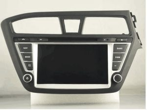 2014 2015 Left/ Right I20 HD 8 Inch Car DVD for Hyundai with Radio Bt Mirror Link pictures & photos