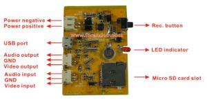 720p DVR Module, Mini RC Quadcopter Recorder Board pictures & photos