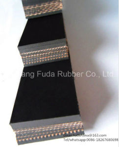 China Supplier Price Ep200 Conveyor Belt, Ep Fabric Belt, Rubber Ep Rubber Conveyor Belt pictures & photos