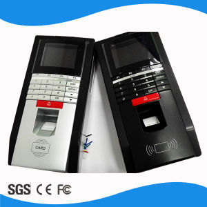 Slim Design Biometric Fingerprint Time and Attendance pictures & photos