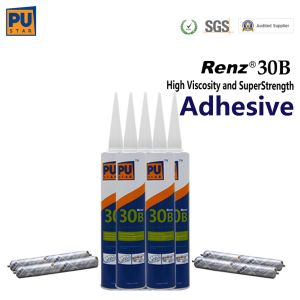 Side Glass Adhesion&Cohesion Moisture-Curing Sealant Renz30b pictures & photos