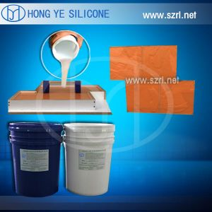 Platinum Cured RTV Silicone Rubber for Concrete Moulding pictures & photos
