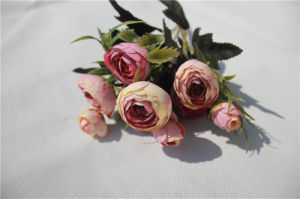 Wholesale High Quality Artificial Flowers for Wedding Decoration pictures & photos