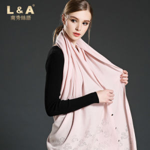 Wool Shawls with Buttons