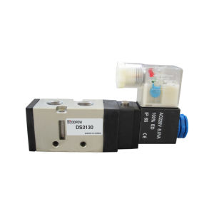 Vf Series 5 Port Pneumatic Solenoid Valve pictures & photos