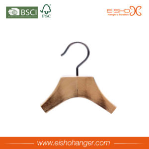 Eisho Hotel Usage Top Quality Wood Coat Hanger pictures & photos