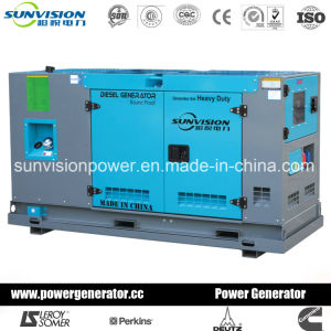 40kVA Mitsubishi Diesel Generator, Super Silent of Noise 62dB pictures & photos