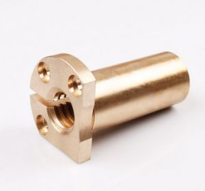 Hardware CNC Turning Machining Customized Machinery Nuts