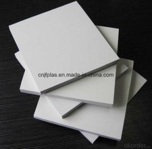 White High Density PVC Foam Board /Forex Sheet, 1-20mm PVC Foam Board pictures & photos