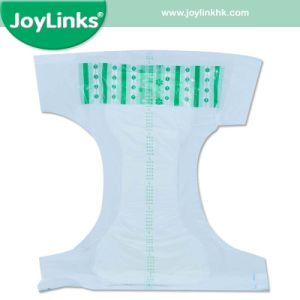 Adult Diaper with PE Backsheet and Wetness Indicator pictures & photos