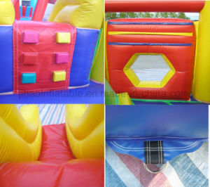 Inflatable Bouncer Combo with Slide for Kids pictures & photos