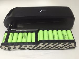 48V 14ah Hl01 Lithium Battery Pack Electric Bicycle Battery Ebike Battery Li-ion Rechargeable Down Mounted Battery by 13s4p with Un38.3 pictures & photos