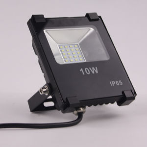 IP65 Meanwell Driver 10W Outdoor LED Flood Lamps (SLFI SMD 10W) pictures & photos