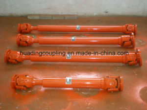 China Good Quality Universal Joint Shaft Cardan Shaft for Sale pictures & photos
