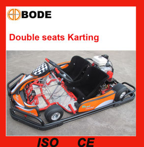 5.5HP/6.5HP/9HP 2 Seats Racing Go Kart Mc-480 pictures & photos