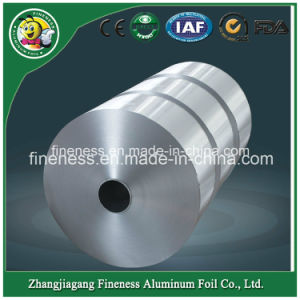 Bottom Price Hotsell Newest Food Grade Aluminium Foil Roll pictures & photos