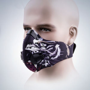 Active Carbon Filters Anti-Dust Sports Half Face Cycling Face Mask pictures & photos