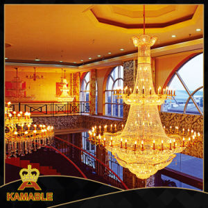 Hotel Extravagant Chandelier Custom-Made Crystal Lighting (YH-9908) pictures & photos