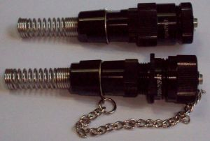 Thread Coupling IP68 Size Water Proof Connectors pictures & photos