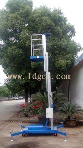Aluminium Hydraulic Aerial Work Platform (GTWY4-100) pictures & photos