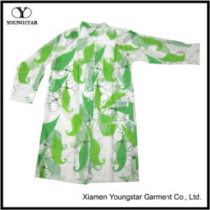 High Quality Waterproof Outdoor PVC Rain Coat pictures & photos