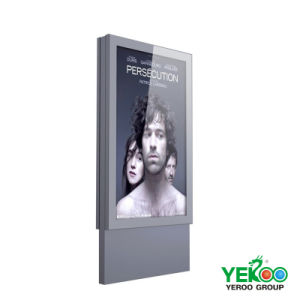 Waterproof Customized Kiosk Outdoor Advertising LCD Displayer pictures & photos