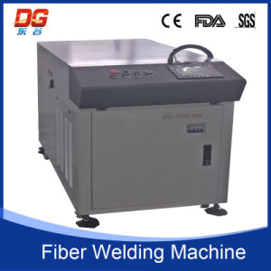 China Best 500W Optical Fiber Transmission Laser Welding Machine pictures & photos