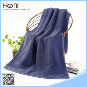 China Supplier Customized Design Soft Texture Bath Towel pictures & photos