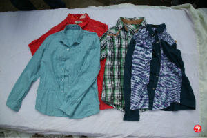 Used Clothing for Africa/Used Fashion Men Shirt pictures & photos