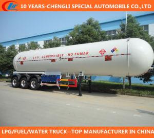 58m3 LPG Semi Trailer 58.5m3 LPG Delivery Trailer pictures & photos