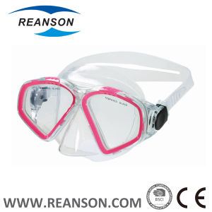 2017 Silicone Professional Comfortable Diving Mask pictures & photos