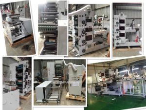 2 Color Flexo Printing Machine (RY-320) pictures & photos