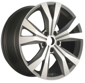 19inch and 20inch Alloy Wheel Replica Wheel for VW Touareg pictures & photos