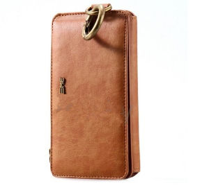 Best Credit Card Handbag Mobile Phone Leather Case for iPhone 6 pictures & photos