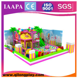 Small Sea Theme Kids Indoor Playground (QL-18-14) pictures & photos