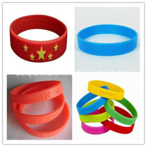 Silicon Bracelet for Sporter pictures & photos