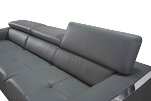 Modern L Shape Sofa Leather Sectional Modern Sofa for Modern Furniture pictures & photos