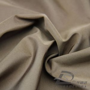 50d 330t Water & Wind-Resistant Outdoor Sportswear Down Jacket Woven Plain Jacquard 100% Polyester Pongee Fabric (53259) pictures & photos
