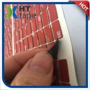 Black Acrylic Foam 3m 5925 Vhb Double Sided Tape pictures & photos
