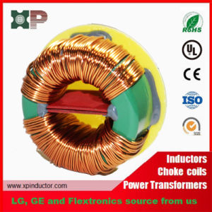 70A High Current Common Mode Choke/ XP-Tr5020 Toroidal Power Inductor pictures & photos