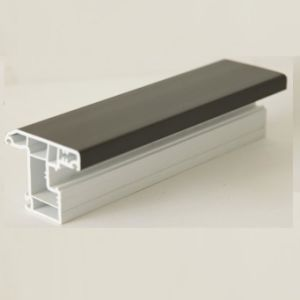 High Qualtity PVC Window Profile Plastic Profile in China pictures & photos