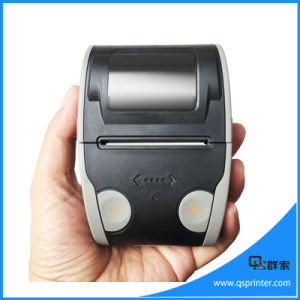 Portable 58mm Thermal Android Bluetooth Printer pictures & photos