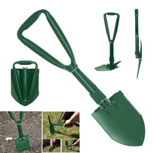 Folding Survival Shovel for Camp Hunt or Emergency Entrench pictures & photos