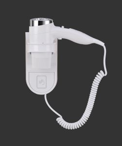 1200W Wall-Mounted Hair Dryer Hotel Hair Dryer Bathroom Use pictures & photos
