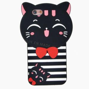 New Design Cute Cartoon Soft Silicone Phone Case for iPhone 7 7plus 6s Plus 5g 5s