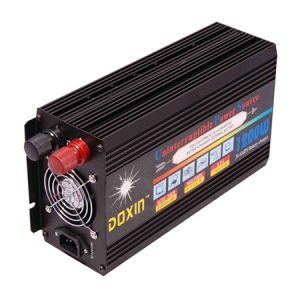 Doxin 1200W Modified Sine Wave Inverter with UPS&Charger pictures & photos