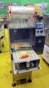 Fs-600 Vertical Automatic Fast Food Box Sealing Machine pictures & photos