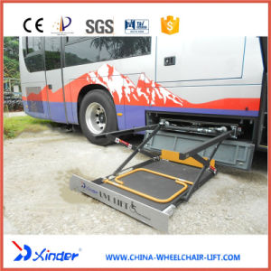 Bus CE Electrical & Hydraulic Wheelchair Lift (WL-UVL-1300(II)) pictures & photos