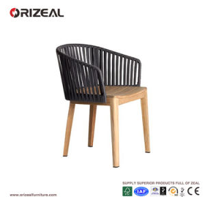 Outdoor Teak Wooden Dining Armchair Oz-Or076 pictures & photos
